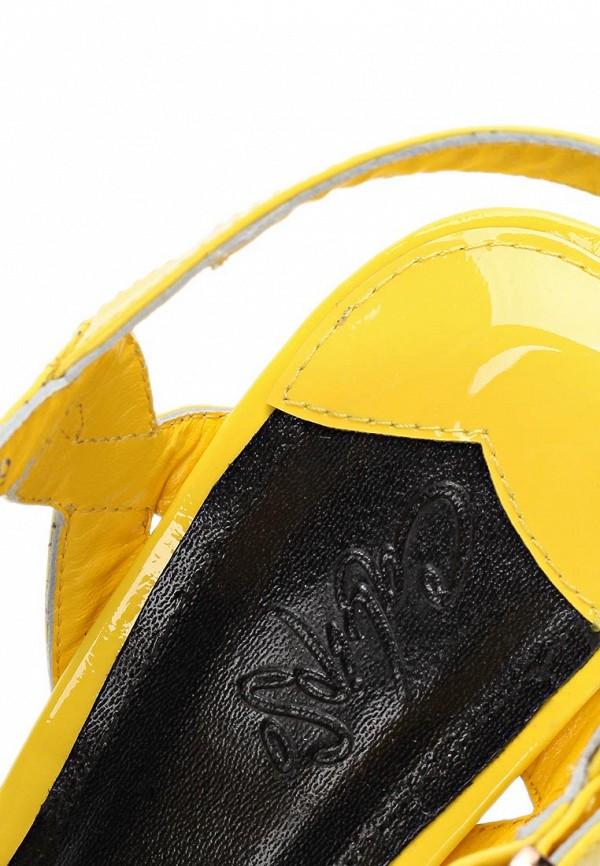 Босоножки на каблуке Calipso (Калипсо) 695-03-LR-14-LK-01: изображение 7