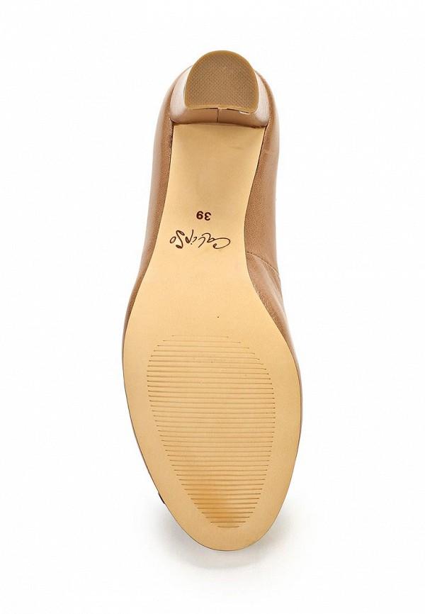 Туфли на каблуке Calipso (Калипсо) 020-04-GL-21-KK: изображение 5