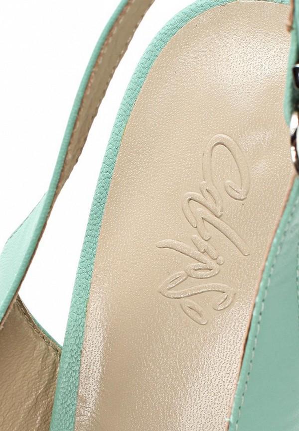 Босоножки на каблуке Calipso (Калипсо) 043-04-ZC-07-KK: изображение 13