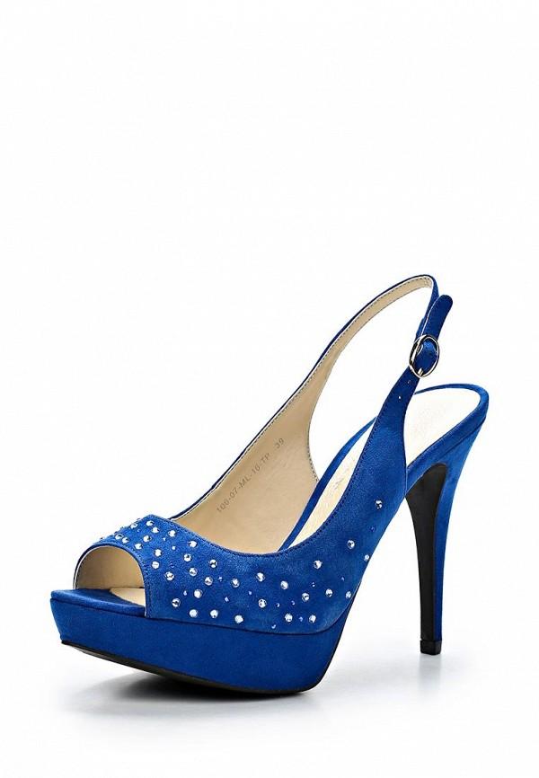 Босоножки на каблуке Calipso (Калипсо) 106-07-ML-16-TP: изображение 2
