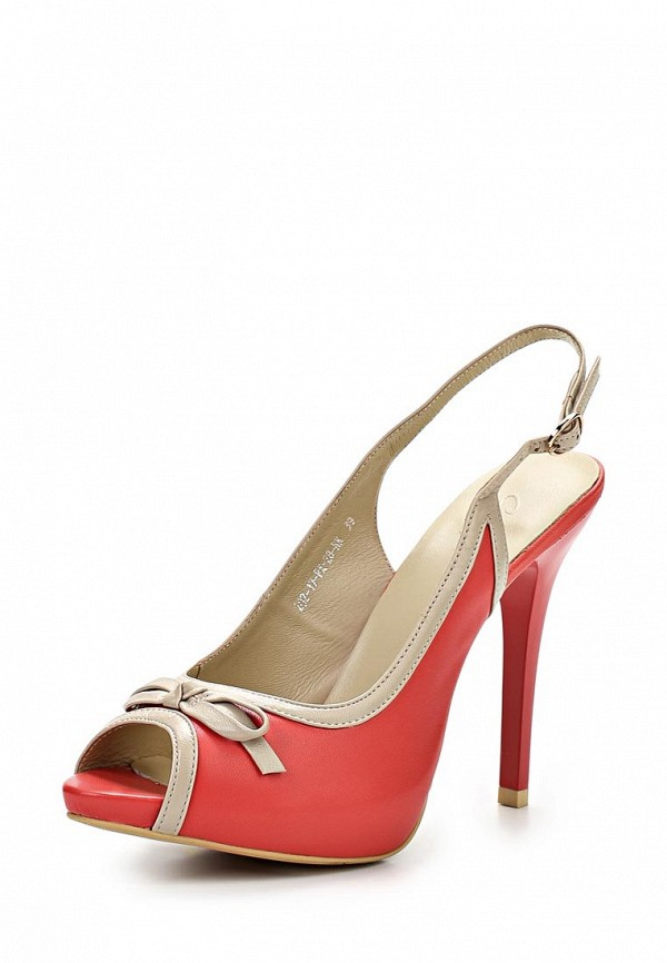 Босоножки на каблуке Calipso 202-17-FX-28-KK: изображение 1