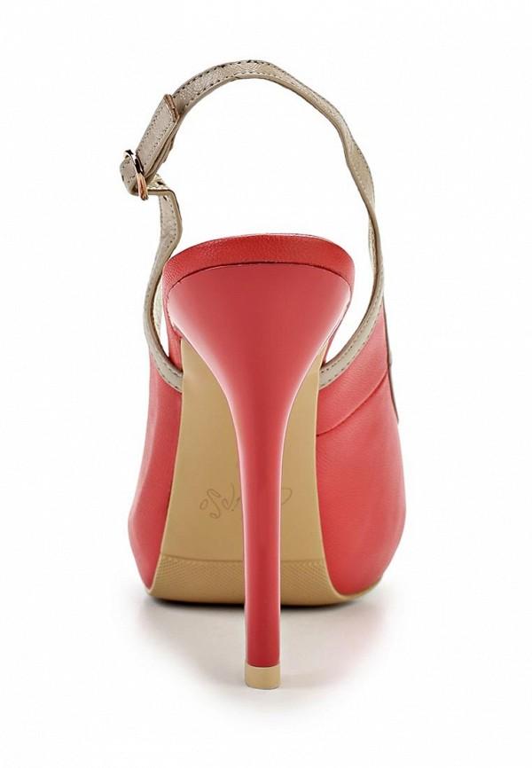 Босоножки на каблуке Calipso (Калипсо) 202-17-FX-28-KK: изображение 2
