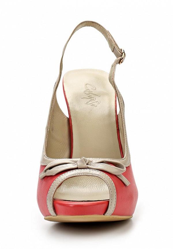 Босоножки на каблуке Calipso 202-17-FX-28-KK: изображение 4
