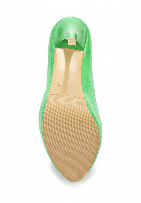 Туфли на шпильке Calipso (Калипсо) 202-18-FX-07-LK-01: изображение 3
