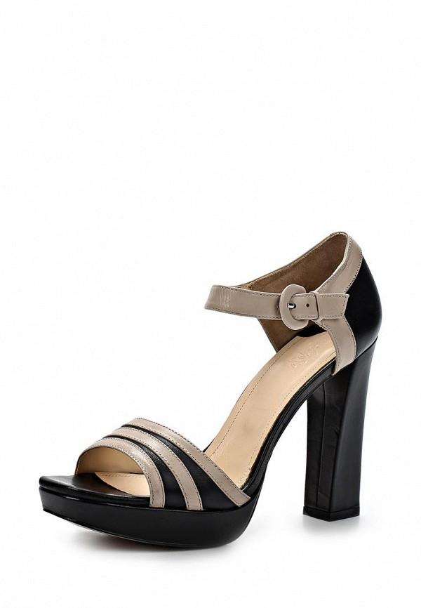 Босоножки на каблуке Calipso (Калипсо) 635-06-LR-01-KK: изображение 1