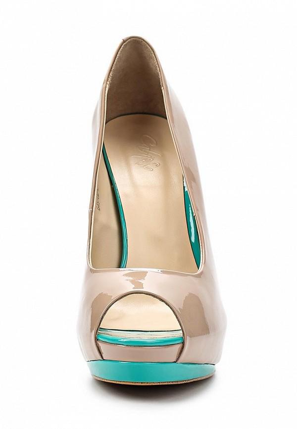 Туфли на шпильке Calipso (Калипсо) 645-02-LR-03-LK: изображение 7