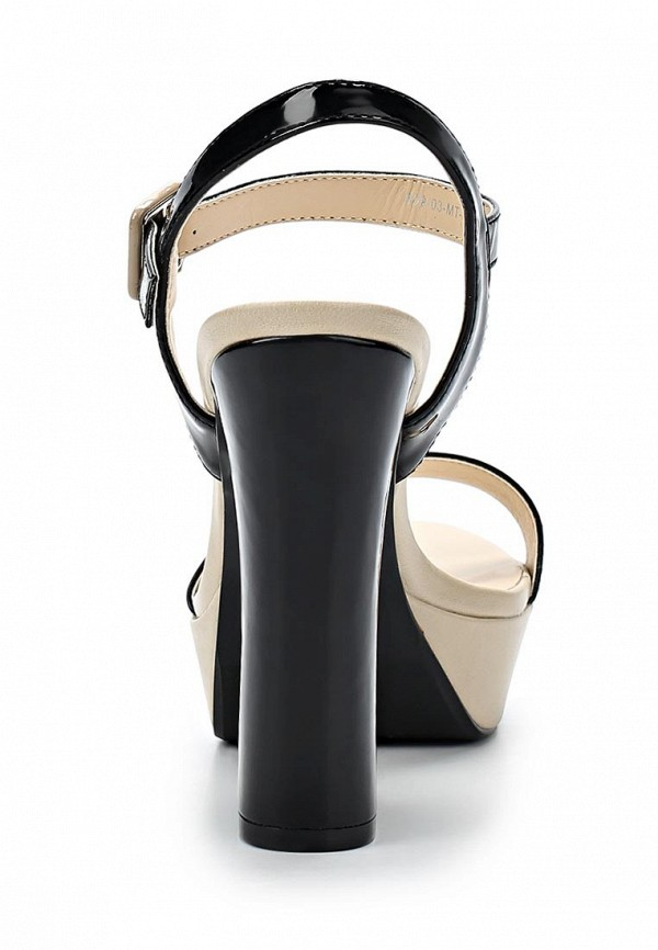 Босоножки на каблуке Calipso (Калипсо) 809-03-MT-01-PP: изображение 2