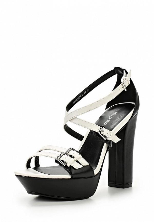 Босоножки на каблуке Calipso (Калипсо) 809-05-MT-01-PP: изображение 2