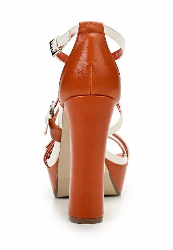 Босоножки на каблуке Calipso 809-05-MT-13-PP: изображение 2