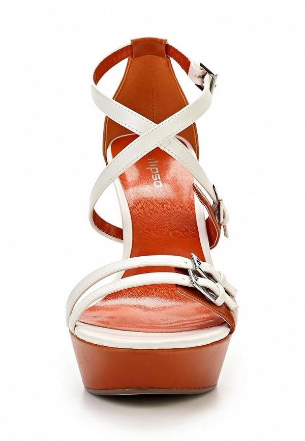 Босоножки на каблуке Calipso 809-05-MT-13-PP: изображение 4