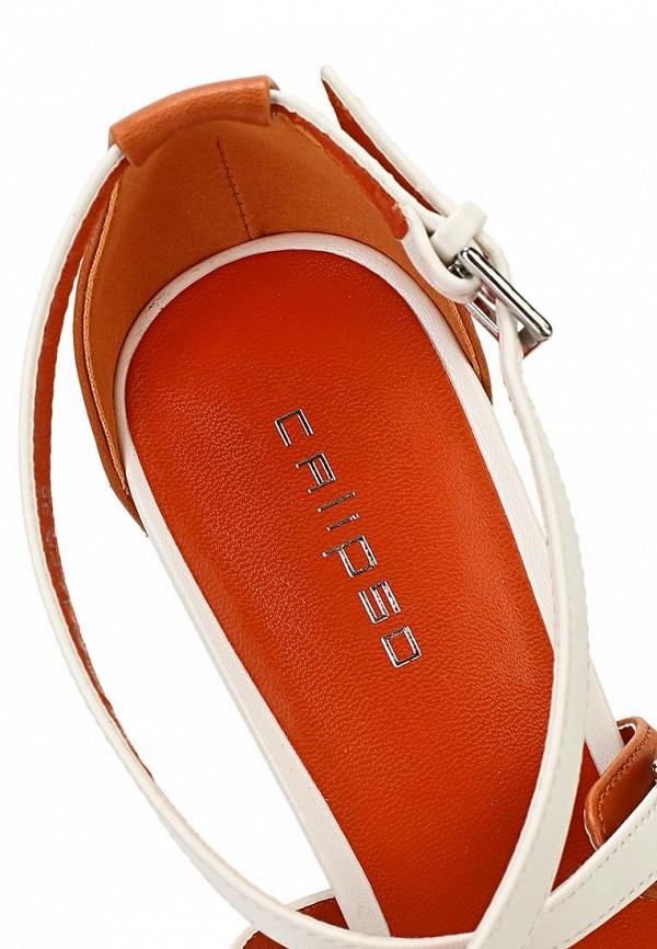 Босоножки на каблуке Calipso 809-05-MT-13-PP: изображение 7