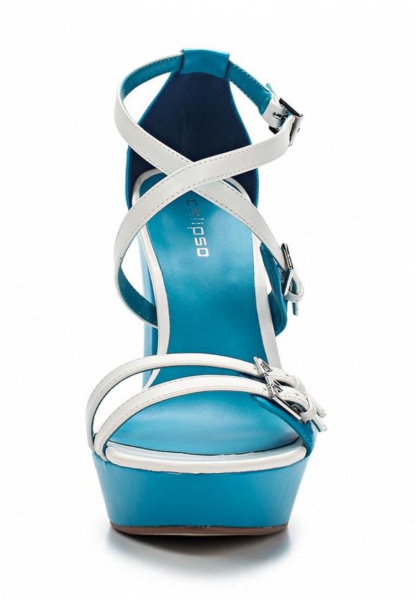 Босоножки на каблуке Calipso 809-05-MT-16-PP: изображение 4