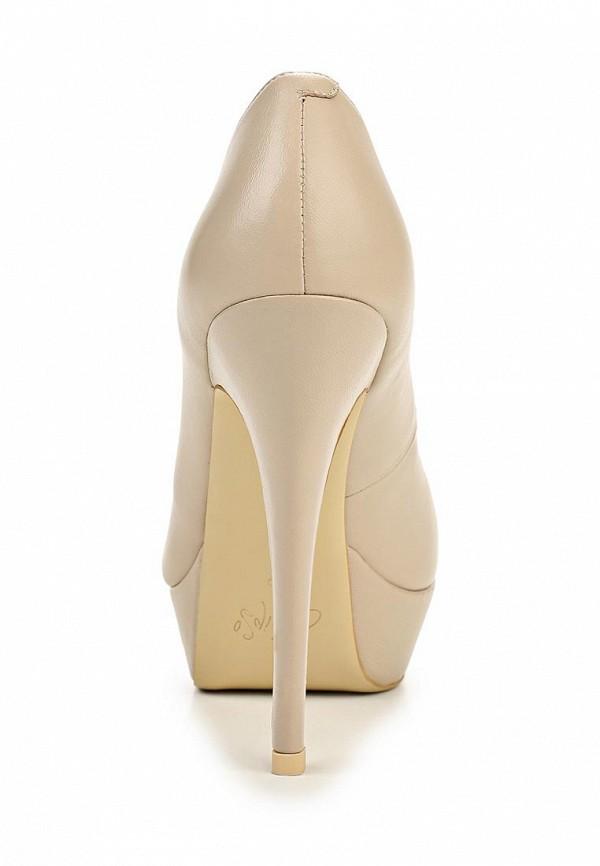Туфли на платформе Calipso (Калипсо) 235-04-FX-03-KK: изображение 2
