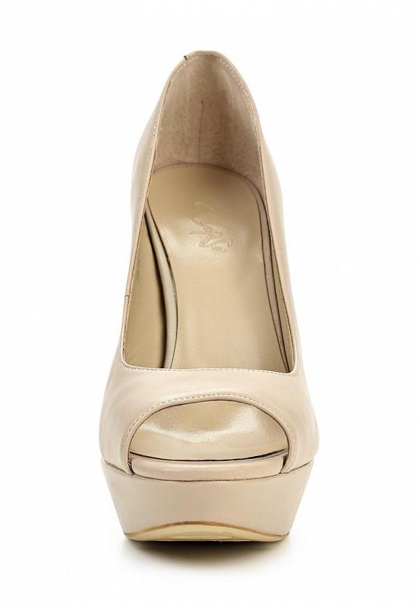 Туфли на платформе Calipso (Калипсо) 235-04-FX-03-KK: изображение 4