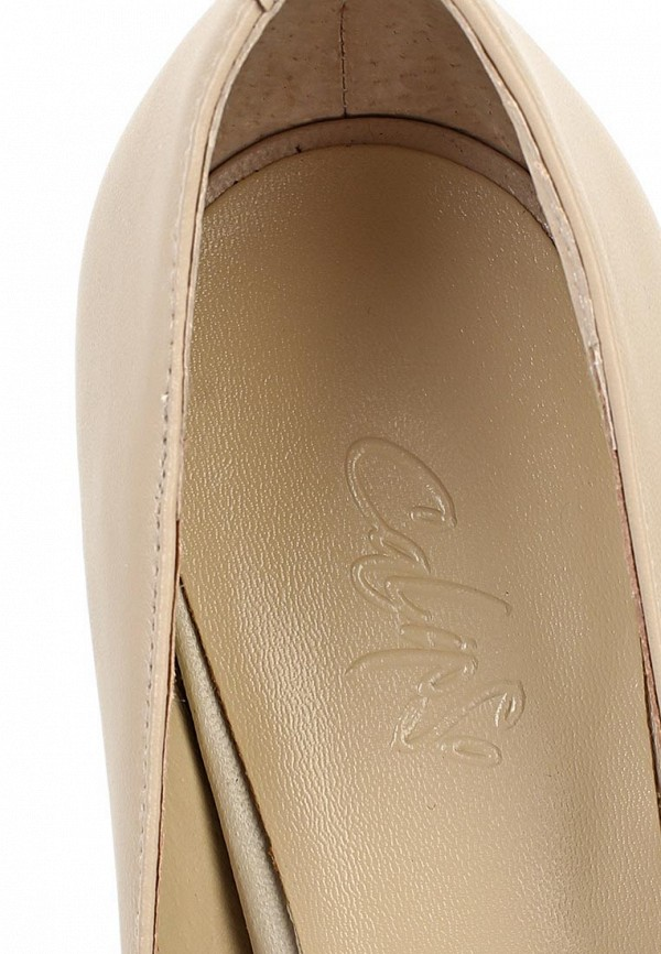 Туфли на платформе Calipso (Калипсо) 235-04-FX-03-KK: изображение 7
