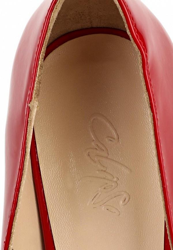 Туфли на платформе Calipso (Калипсо) 617-03-LR-04-LK-01: изображение 7
