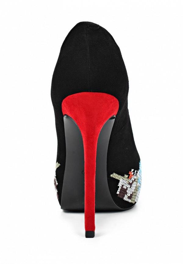 6cfc5d70a Купить Туфли на платформе и каблуке Calipso CA549AWCFT46, черные ...