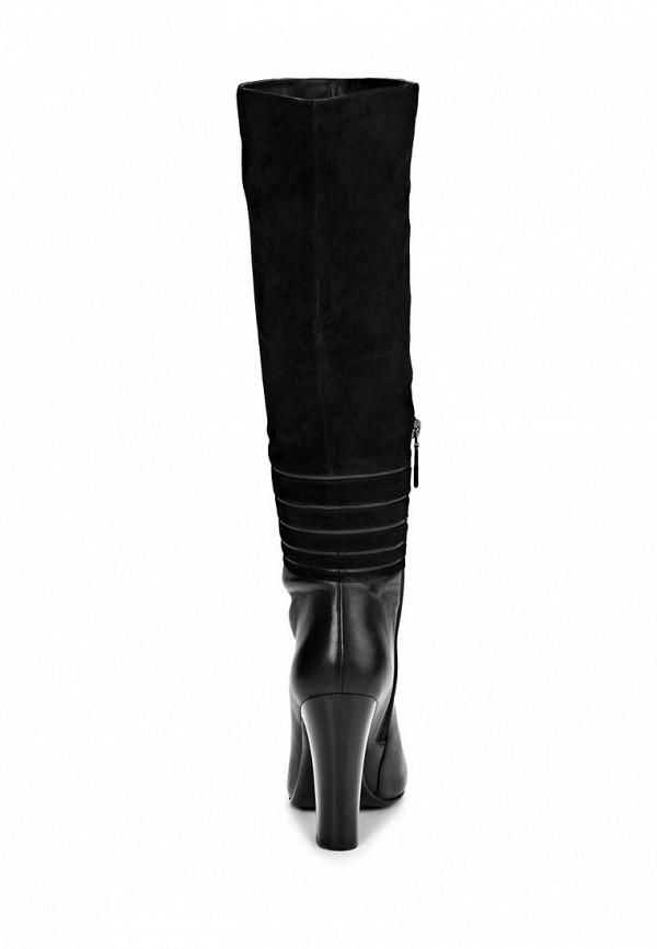 фото Сапоги женские на высоком каблуке Calipso CA549AWCFT82, черные