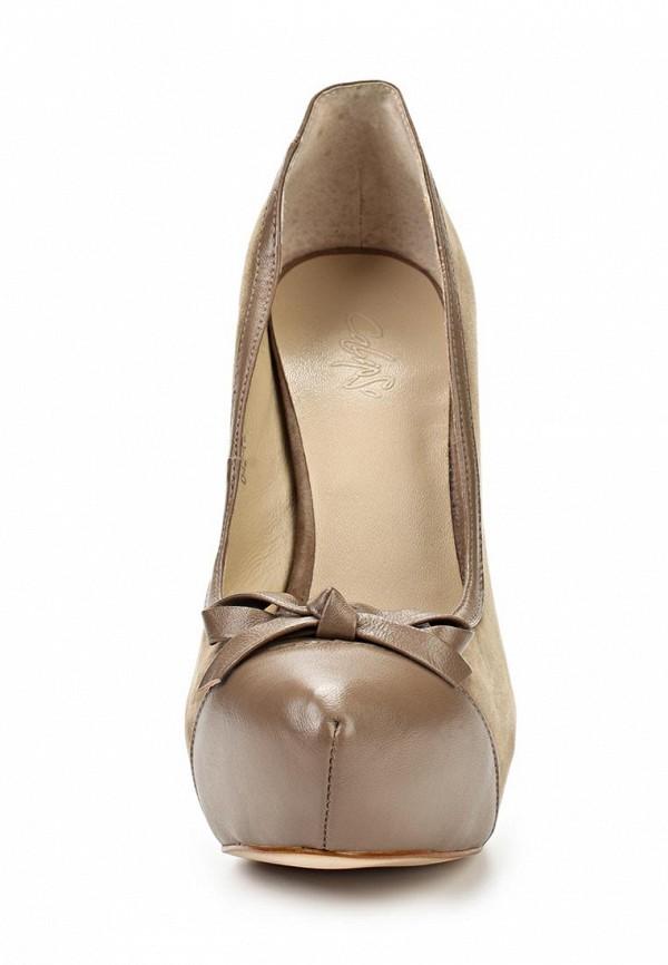 Туфли на каблуке Calipso 042-02-ZC-15-VK-03: изображение 6