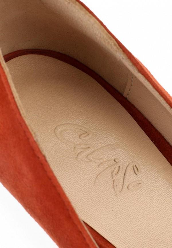 Туфли на каблуке Calipso 266-01-FX-18-VK-01: изображение 12