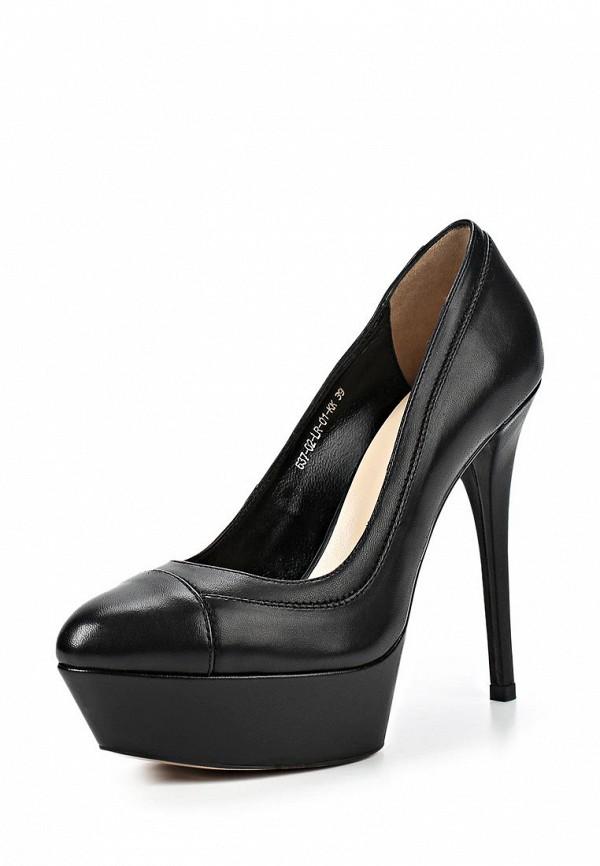Туфли на каблуке Calipso 637-02-LR-01-KK: изображение 2