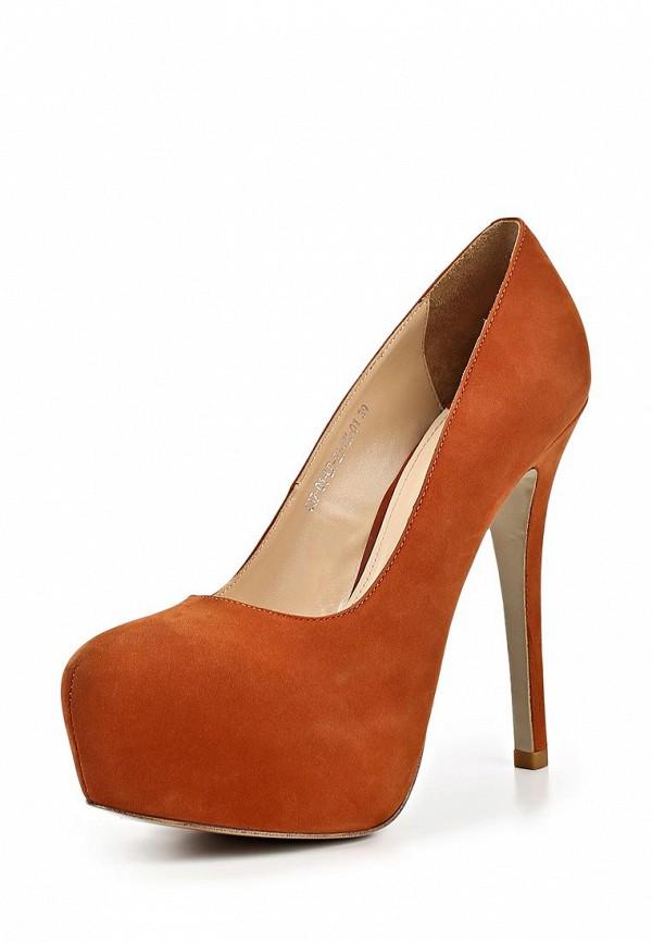 Туфли на каблуке Calipso (Калипсо) 687-01-LR-21-NK-01: изображение 2