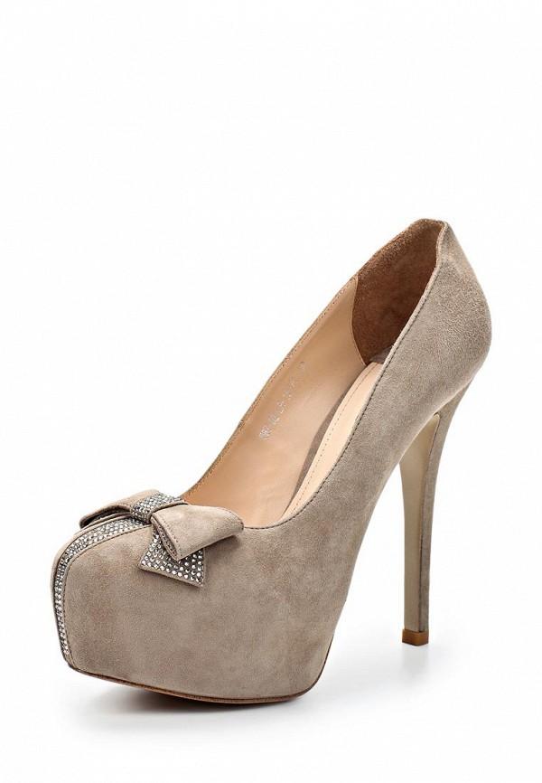 Туфли на каблуке Calipso (Калипсо) 687-02-LR-15-VK: изображение 2