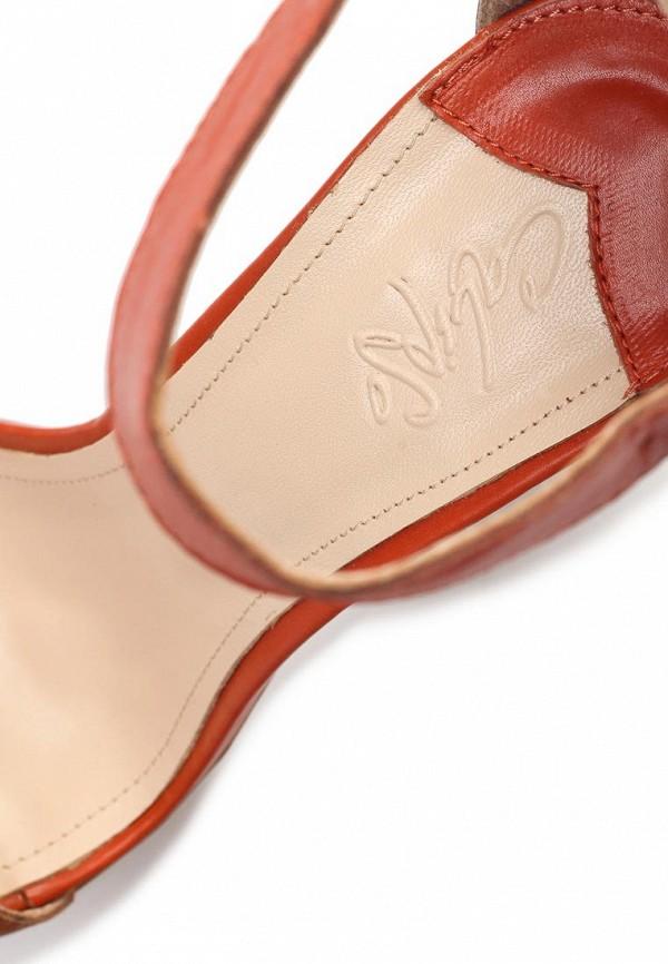 Босоножки на каблуке Calipso (Калипсо) 638-01-LR-18-KK: изображение 13