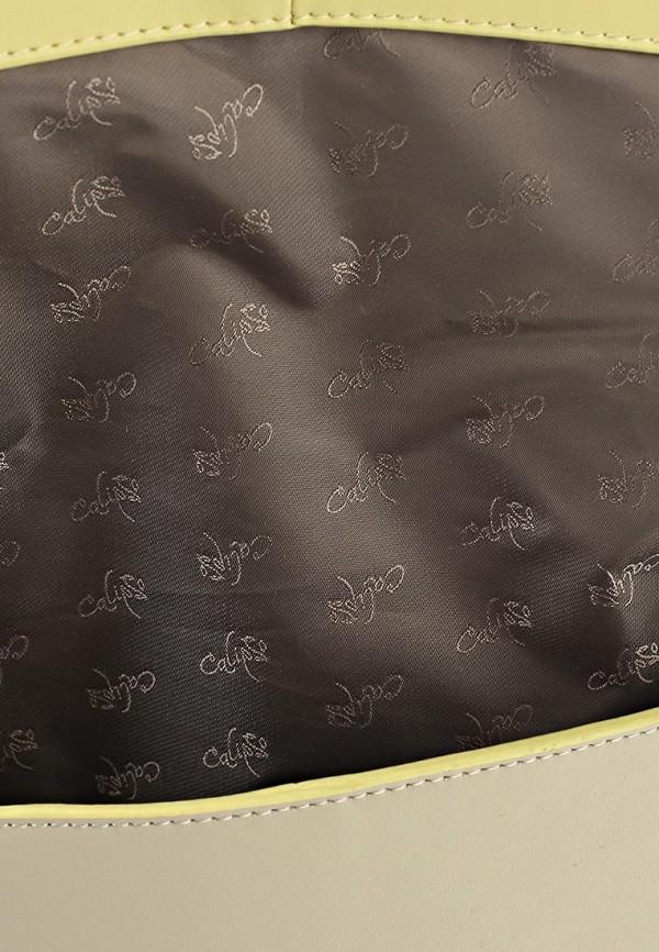 Кожаная сумка Calipso 369-190986-172: изображение 9