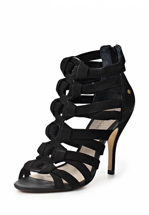 фото Босоножки на каблуке Capodarte CA556AWAET28, черные