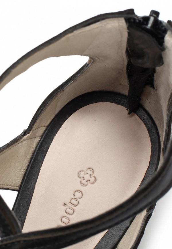фото Сандалии женские Capodarte CA556AWARF69, черные