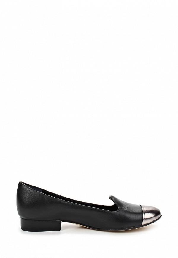 фото Лоферы женские на каблуке Capodarte CA556AWKV319, черные