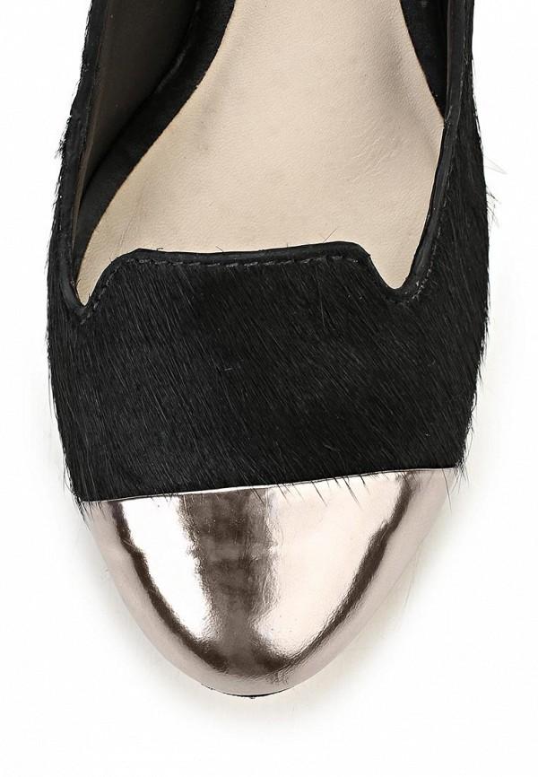 фото Туфли женские на каблуке Capodarte CA556AWKV341, бордовые