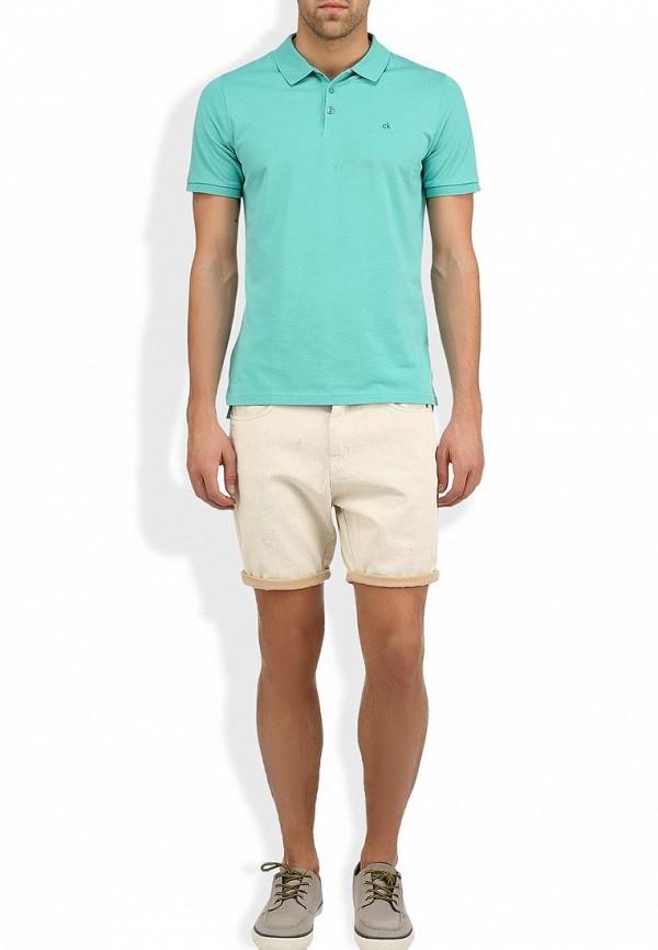 Мужские поло Calvin Klein Jeans J3EJ300086: изображение 4