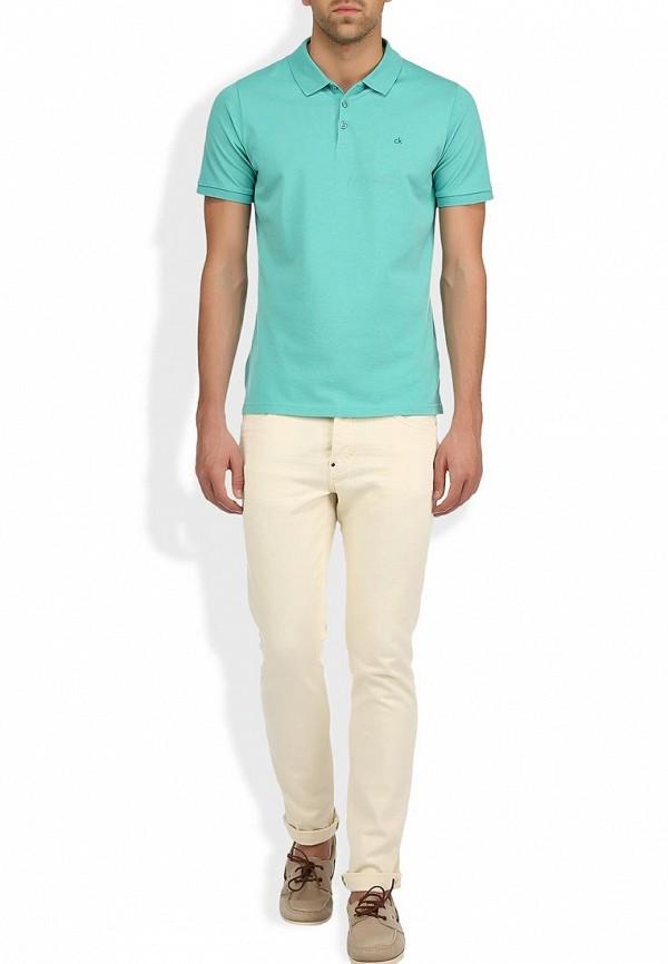 Мужские поло Calvin Klein Jeans J3EJ300086: изображение 6
