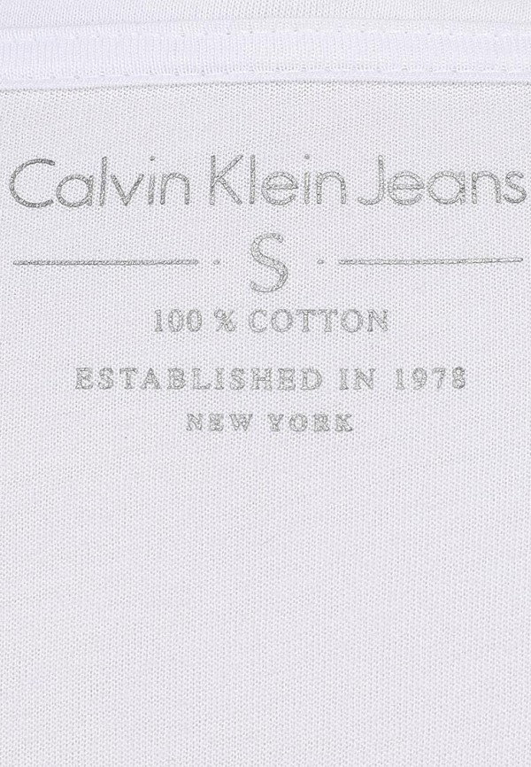 Футболка Calvin Klein Jeans J2EJ200124: изображение 3