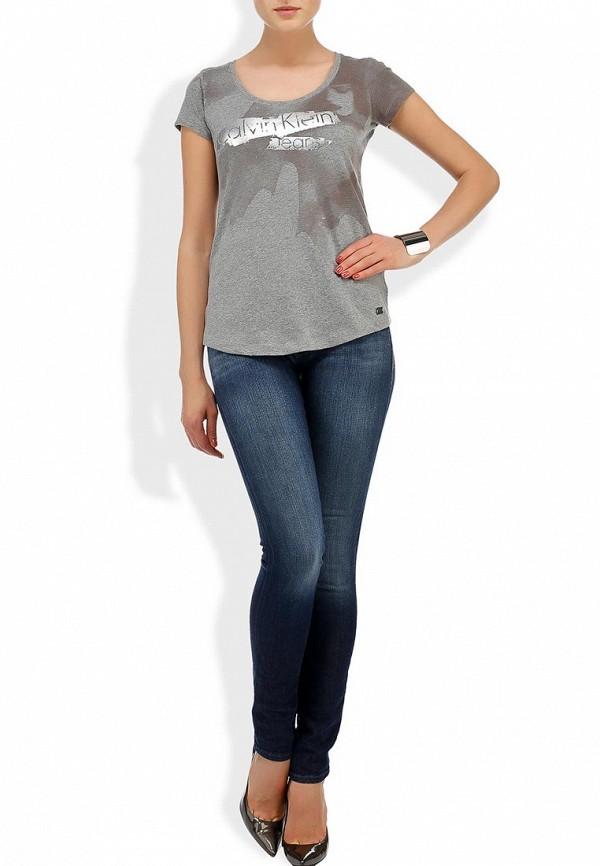 Футболка Calvin Klein Jeans CWP62TF13_JNJ1C: изображение 4