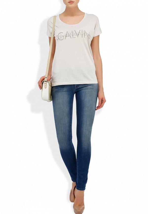 Футболка Calvin Klein Jeans CWP41TF13_J7X00: изображение 4