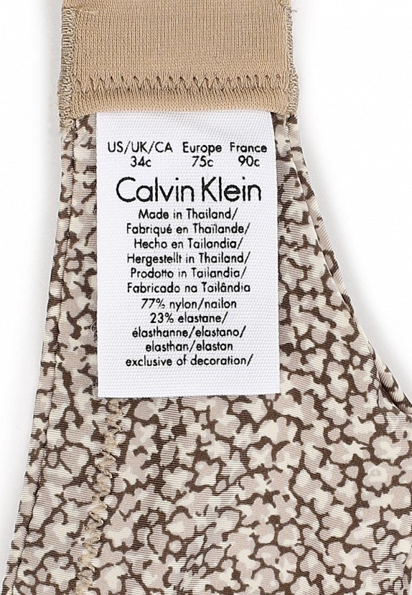 Бюстгальтер Calvin Klein Underwear F2892E: изображение 4