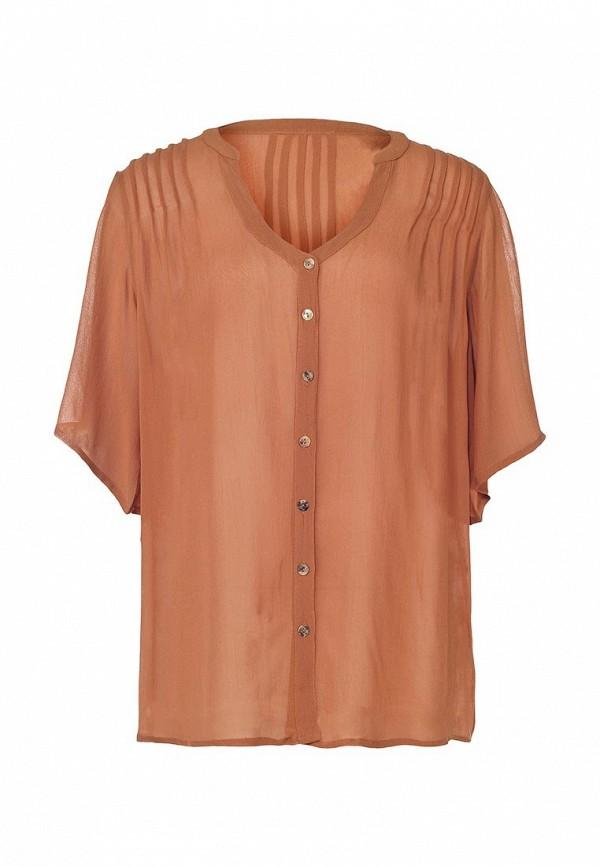Блуза Chaser CH850EWDE982. Цвет: коричневый