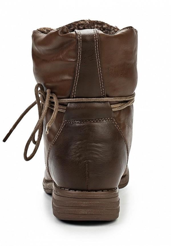 фото Женские полусапожки со шнурками CLAUDIA GHIZZANI CL006AWCGD42, бежевые