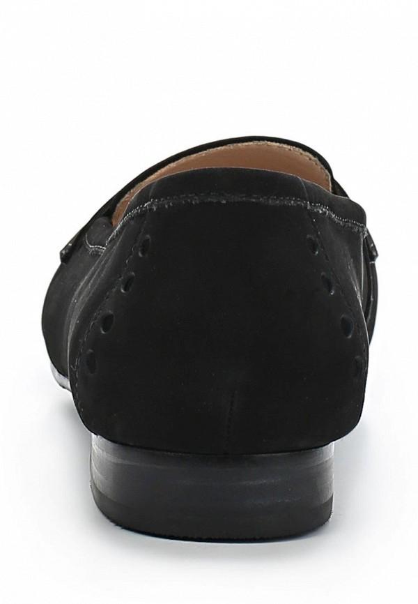 фото Лоферы женские на каблуке Covani CO012AWAPG87, черные
