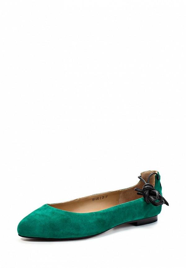 Туфли Corso Como. Цвет: зеленый