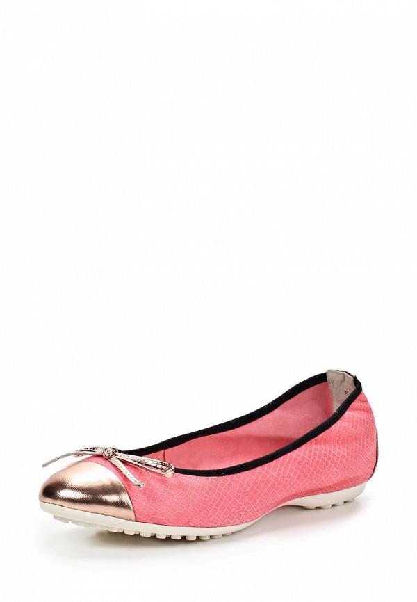 Женские балетки Cooper 14116S-1-2K