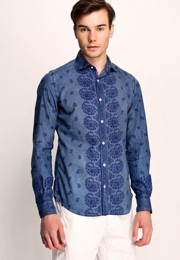 Рубашка Coast+Weber+Ahaus CO570EMCN205. Цвет: синий