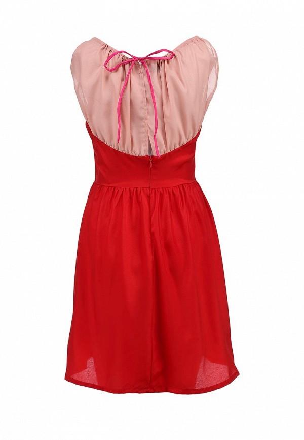 Вечернее / коктейльное платье Compania Fantastica DIV02/Rojo