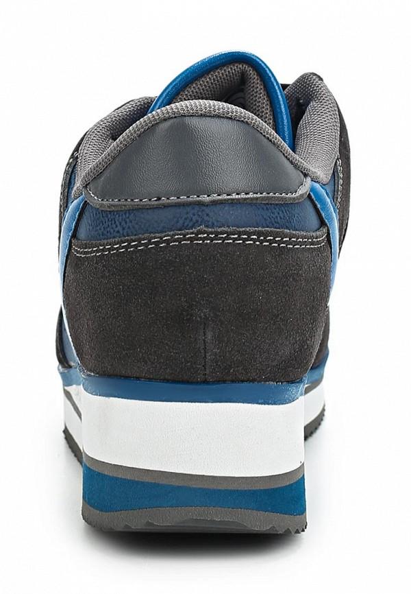 фото Кроссовки женские Crosby CR004AWCKK14, черно-синие