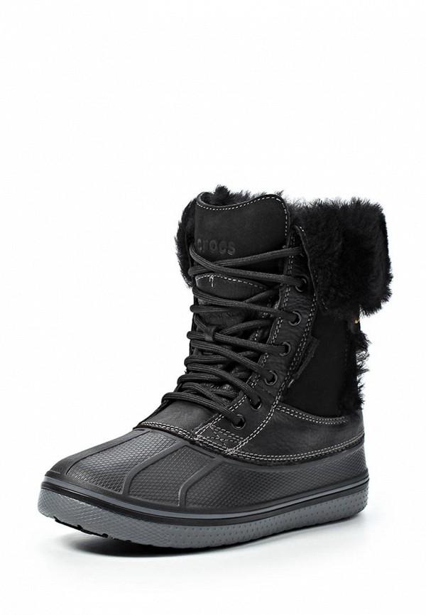 Женские ботинки Crocs (Крокс) 12812-070