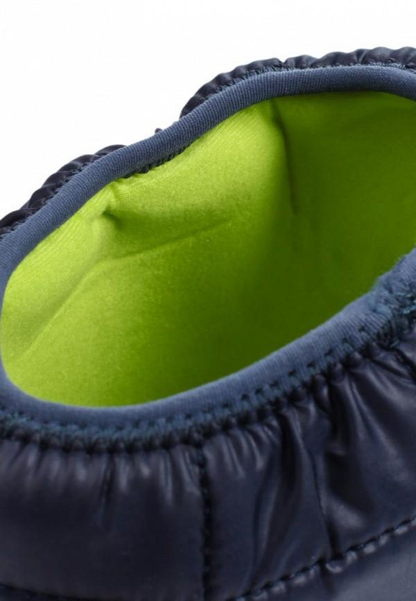 фото Сапоги-дутики женские Crocs CR014AWKC327, темно-синие
