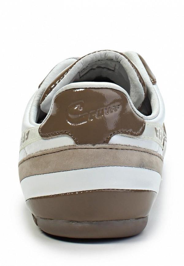 фото Кроссовки женские Cruyff Classics CR183AWIQ515, коричневые с белым